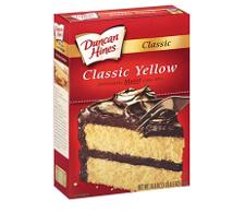 Yellow Box Cake Mix Additions
